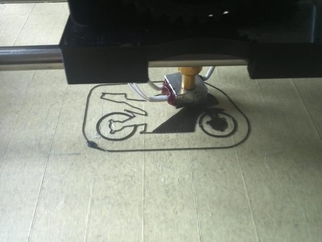 摩托车钥匙扣