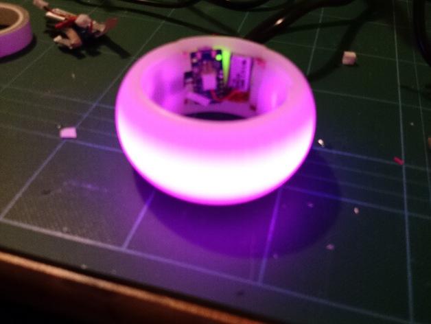 LED发光手镯