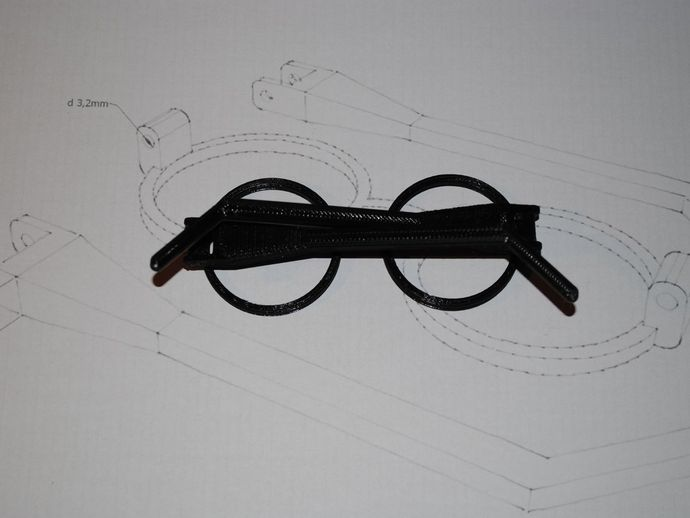 哈利波特眼镜