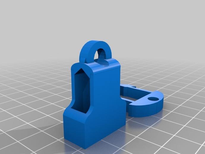 钥匙链 扣夹