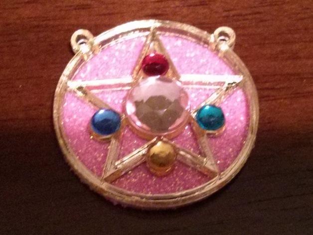 Sailor Moon小盒坠子