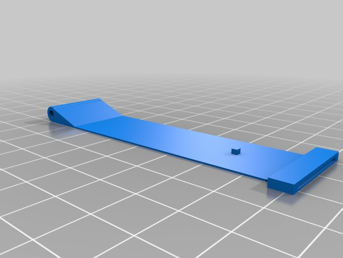弹性表带 3D打印模型渲染图