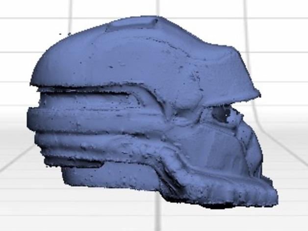 EOD机器人头盔