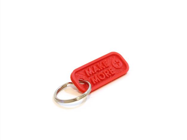 Make More钥匙坠