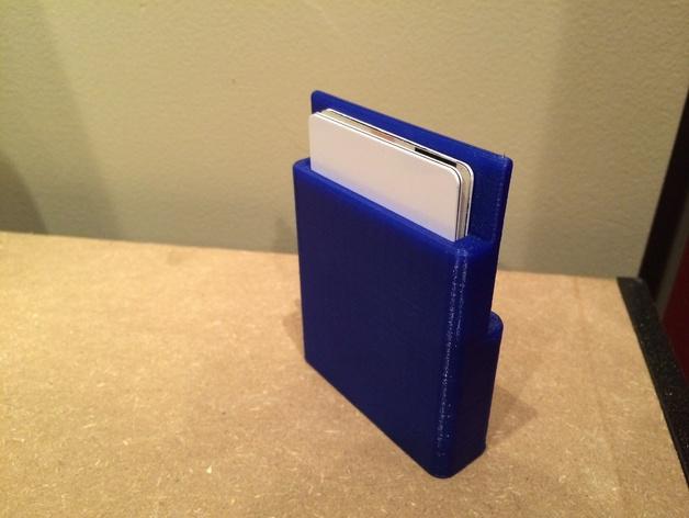 钱包 卡包 3D打印模型渲染图
