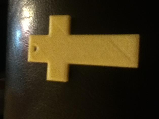 十字架 项链坠