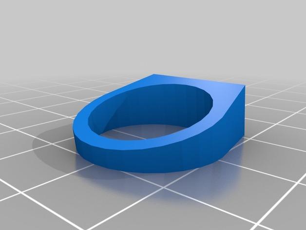 几何体 戒指