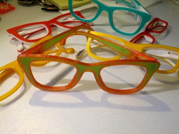 Occhiali眼镜