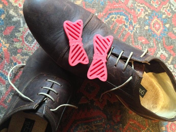 蝴蝶结 鞋饰