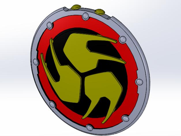 Oni Drum 皮带夹