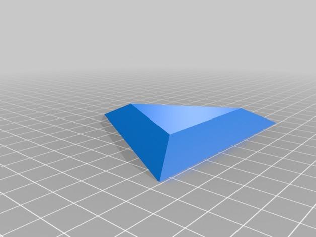 三角形宝石