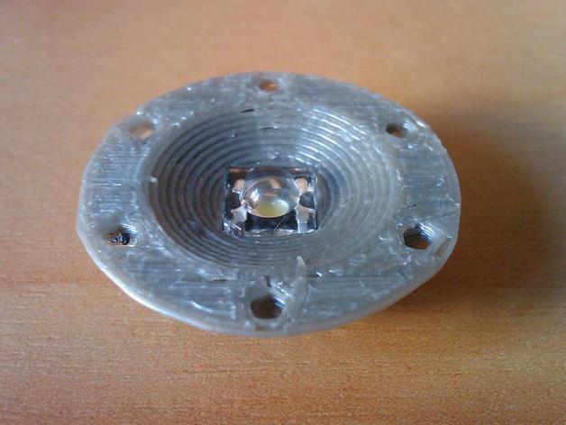 LED小圆灯底座