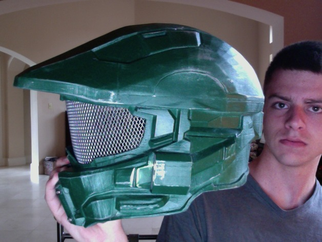 halo 4头盔