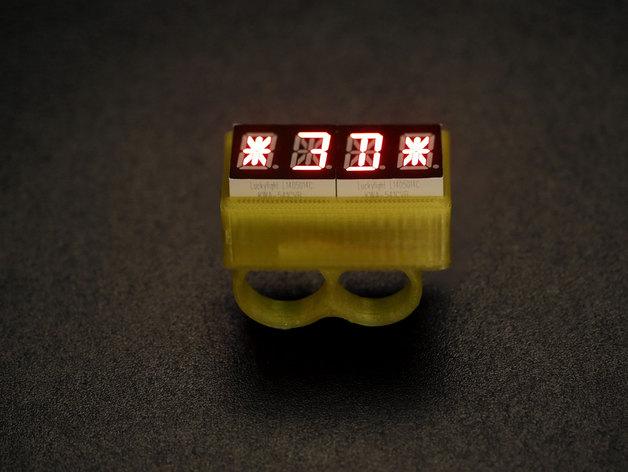 LED指节环