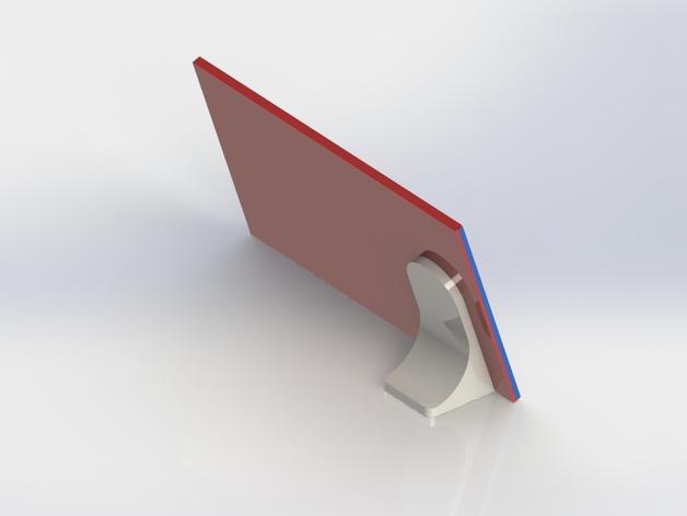 波多黎各国旗 摆件 3D打印模型渲染图