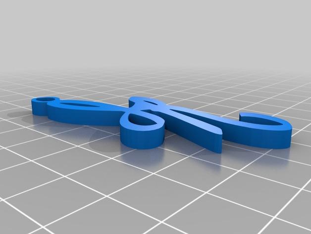 大写字母组合吊坠