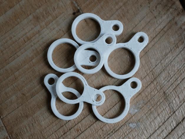戒指尺寸量度环