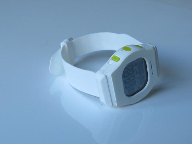 智能运动手表
