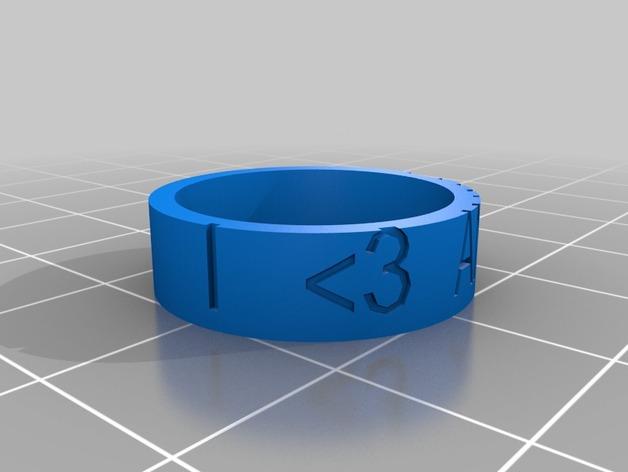 3D打印模型渲染图