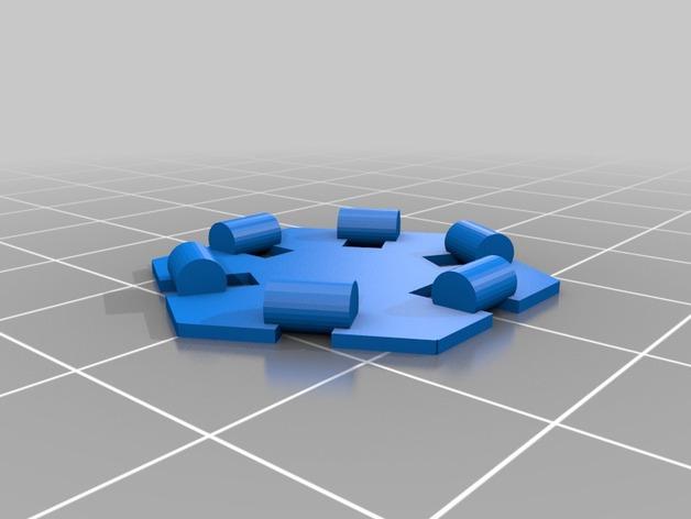 3D打印 领带
