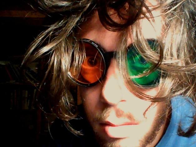 滤光镜眼镜框