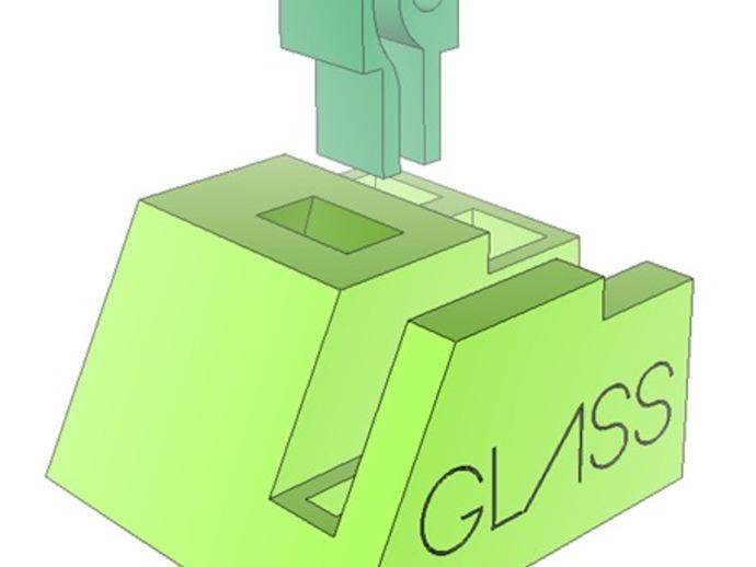 谷歌眼镜台