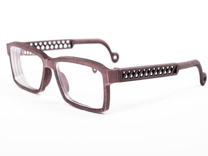 英式风眼镜