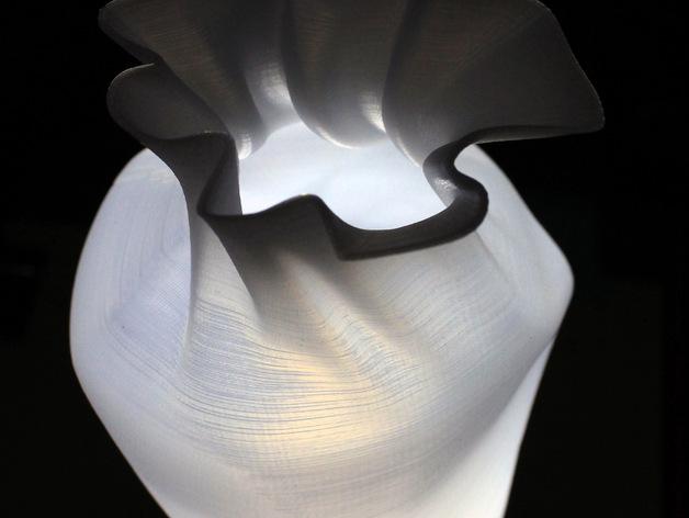 麻布袋 模型 3D打印模型渲染图