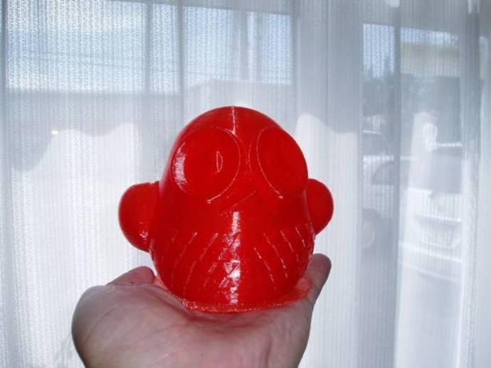 3D 猫头鹰