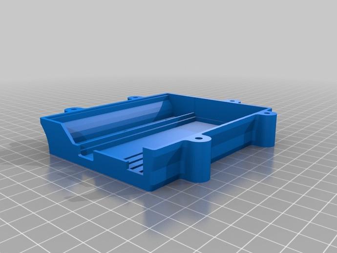 PolargraphSD设备外壳