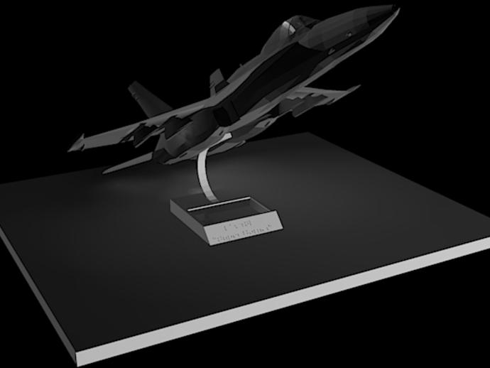 F18 飞机模型