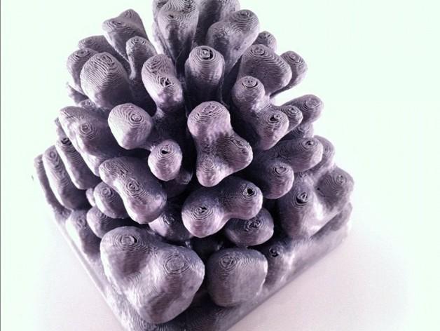 珊瑚/树枝状雕塑