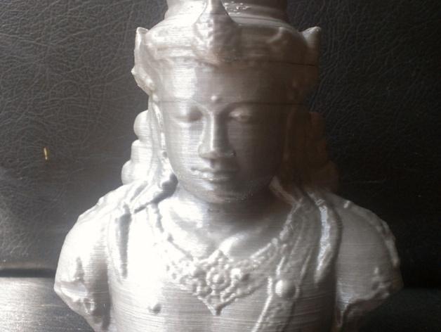 印尼佛像雕塑
