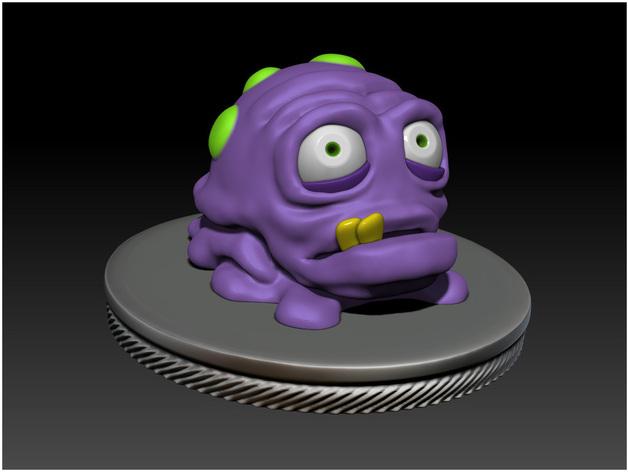 怪物宠物Nugget