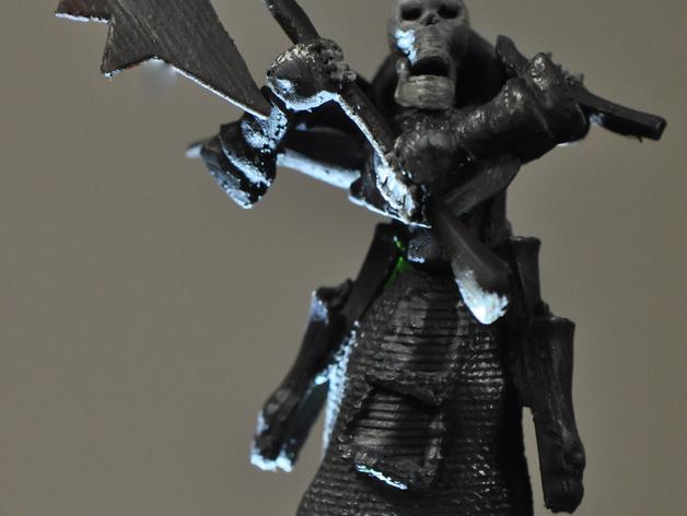 战争机器人Bane Thrall