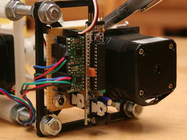 Eggbot/Spherebot底板