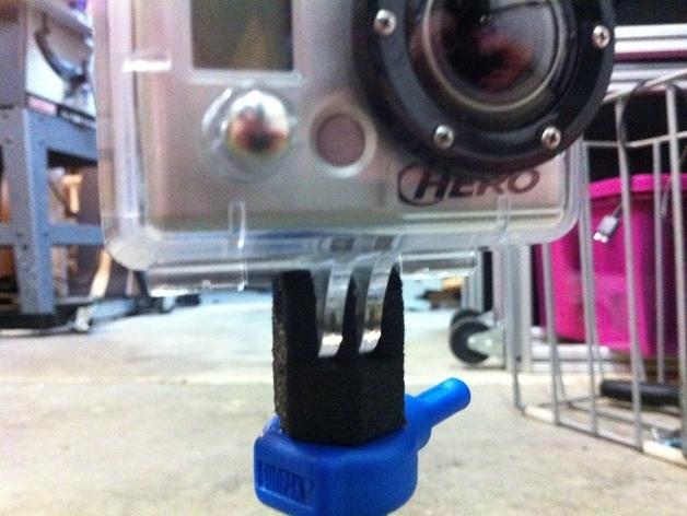 GoPro相机三角架底座