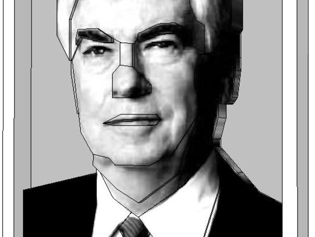 克里斯多夫·杜德肖像