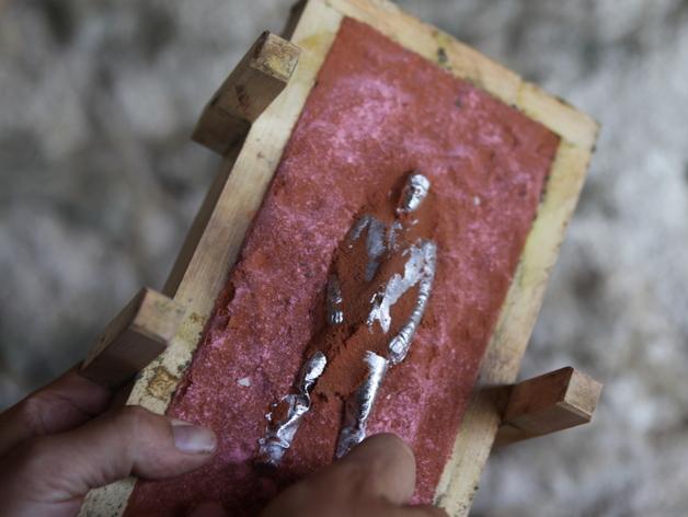 砂模铸造套件