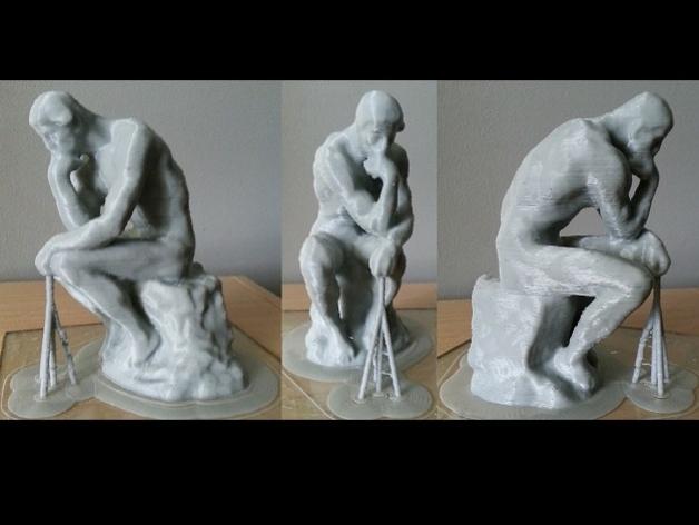 思考者 雕塑