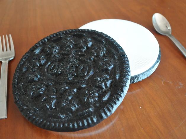 奥利奥饼干 模型