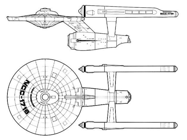 星际飞船 模型