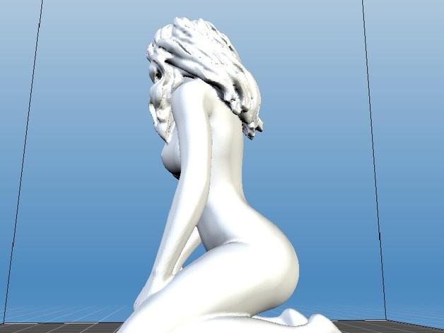 人体艺术 模型