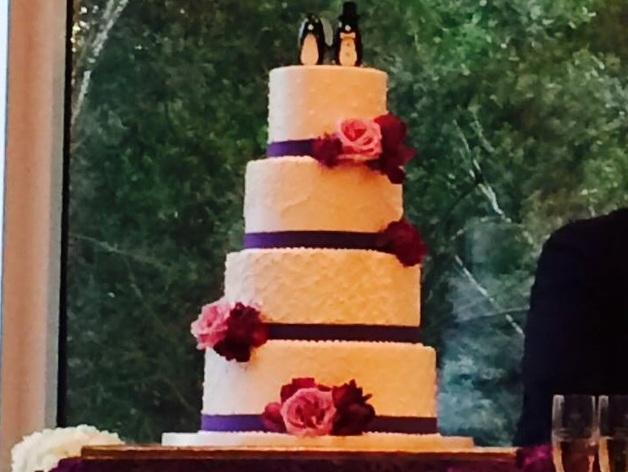 企鹅 蛋糕装饰