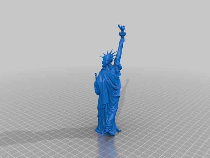 自由女神像 雕塑模型