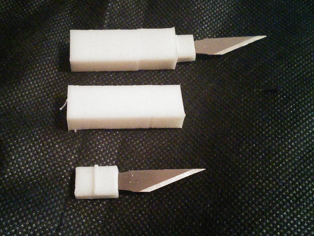 雕刻刀片 刀把和刀鞘