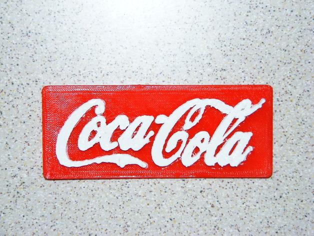 可口可乐Logo