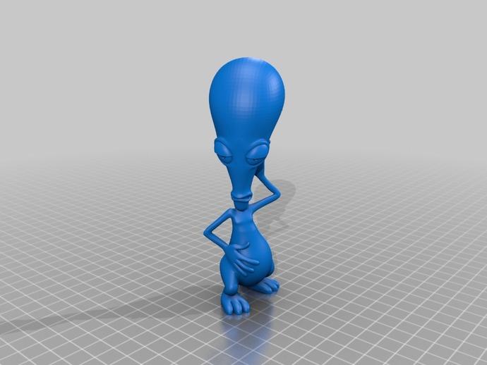 外星人 模型