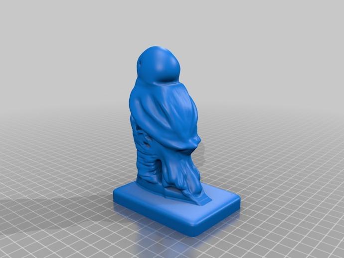 蓝鸟 模型