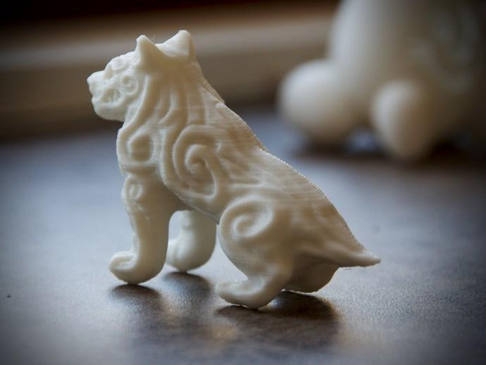 魔鬼狗  模型